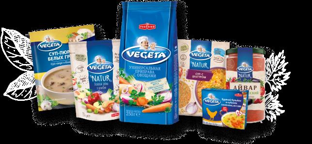 Vegeta products